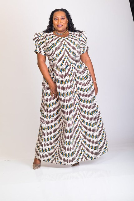 5 Places To Shop For Plus Size African Print Designs | My ...