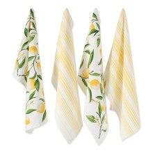 DII Lemon Bliss Kitchen Towels