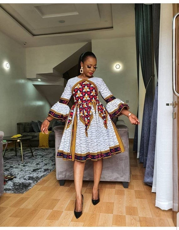 30 Awesome Ankara Styles You Need To Try Right Now 2020