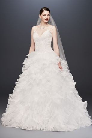 20 Plus Size Wedding Dresses Under 500 From Head To Curve
