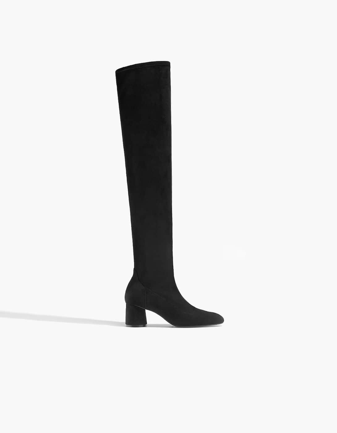 Overknee boots die je wil shoppen als je lang bent MonStyle