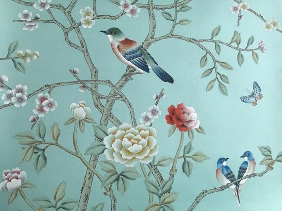 Affordable Chinoiserie Wallpaper Panels Murals Sources