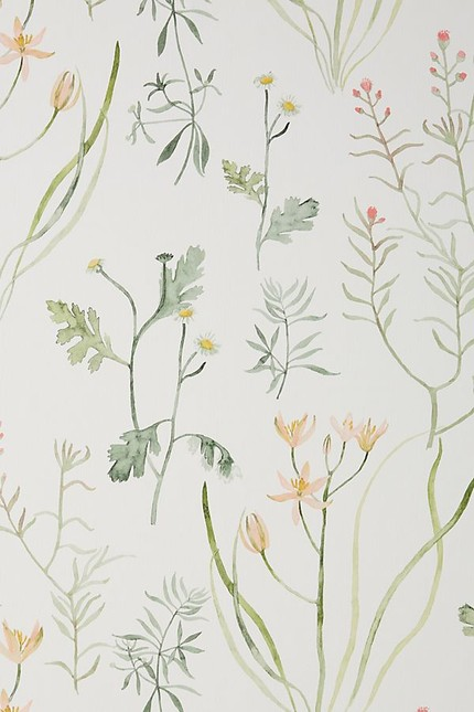 Floral Wallpaper Ideas For Girl S Bedrooms And Nurseries Making Joy And Pretty Things