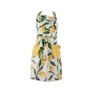 DII Lemon Bliss kitchen apron