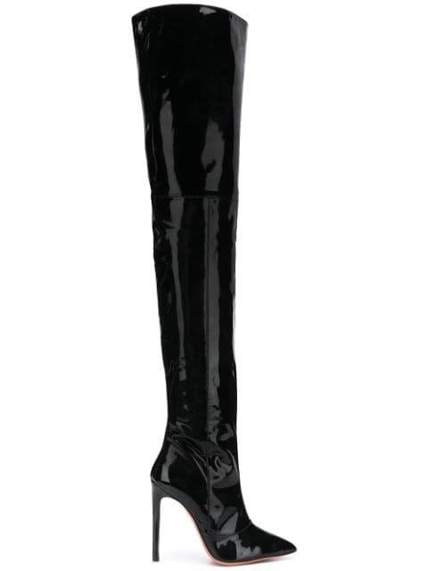 29x de allermooiste overknee boots voor het najaar MonStyle
