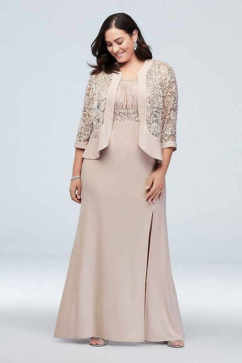 Mother of the Bride Dresses with Jackets | Dress for the Wedding