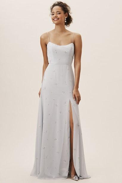 Blue Wedding Gowns