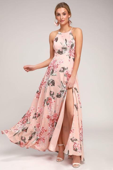 Semi Formal Wedding Guest Dresses