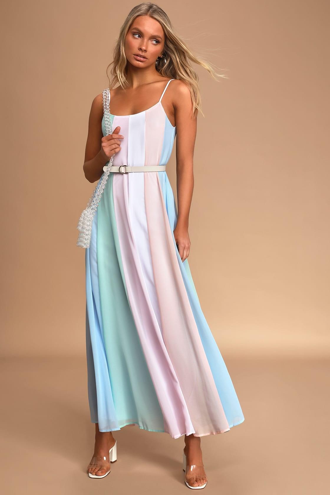 sundress for wedding guest